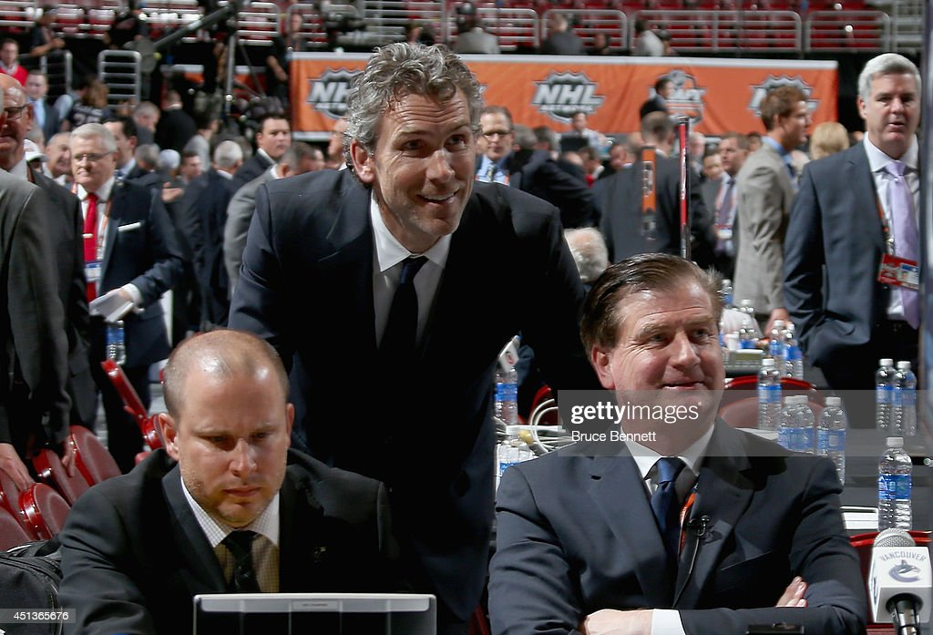 2014 NHL Draft - Round 1 : News Photo