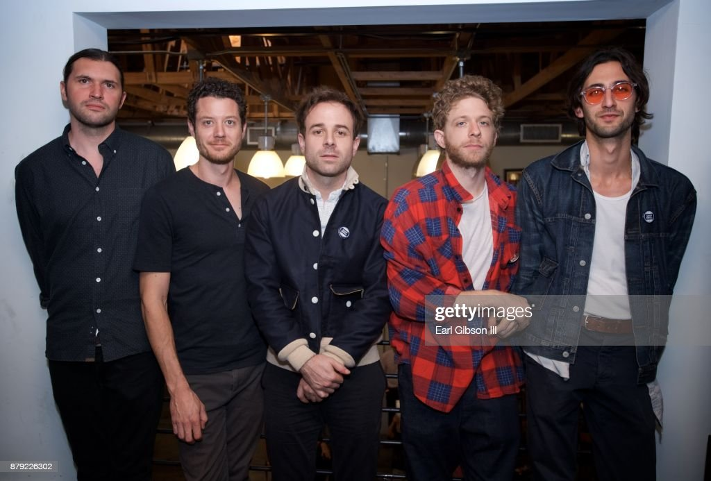 Dawes Performs In Long Beach