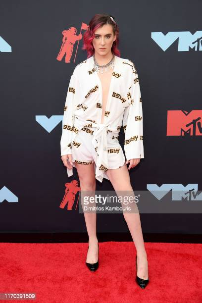 Trevor Moran attends the 2019 MTV Video Music Awards at Prudential Center on August 26 2019 in Newark New Jersey