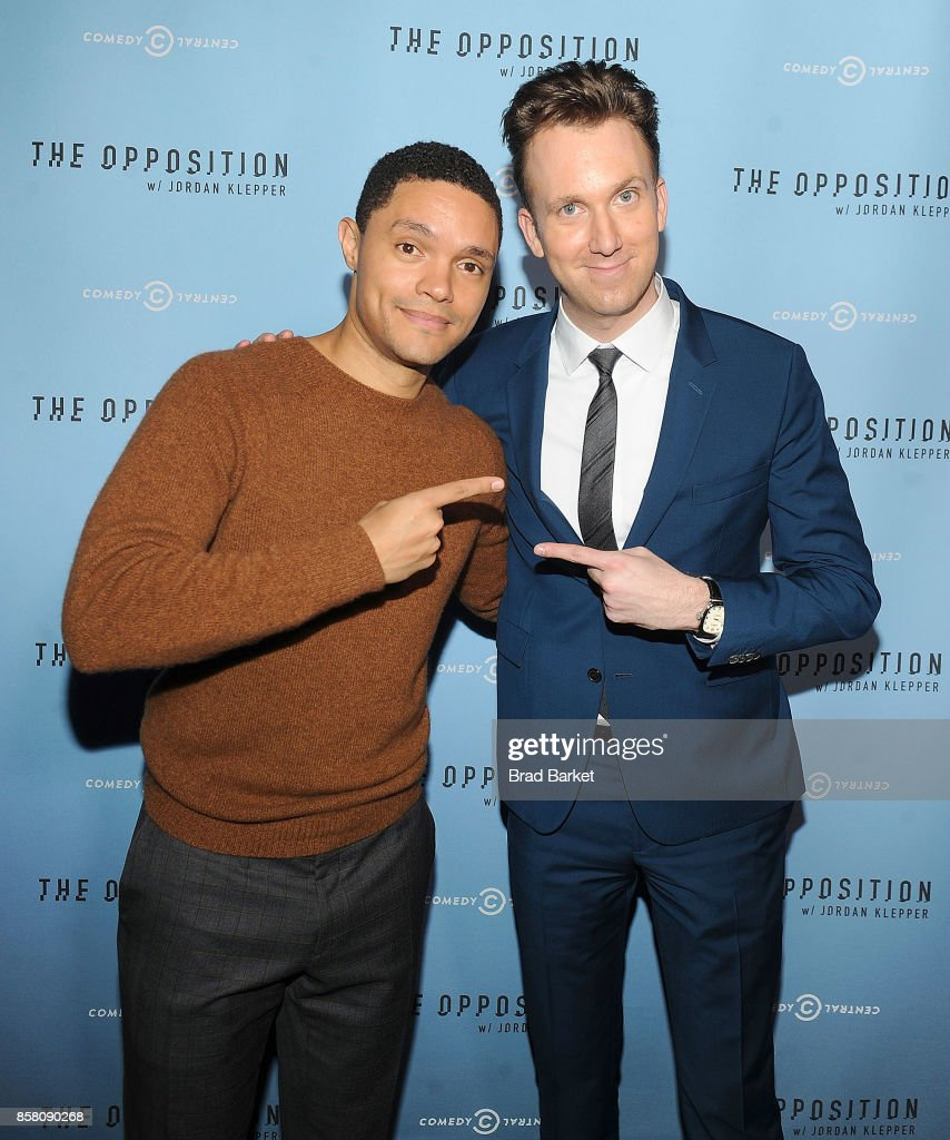 "Comedy Central's ""The Opposition W/ Jordan Klepper"" Premiere Party"