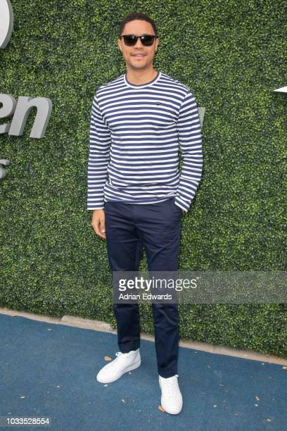 Trevor Noah at Day 13 of the US Open held at the USTA Tennis Center on September 8 2018 in New York City