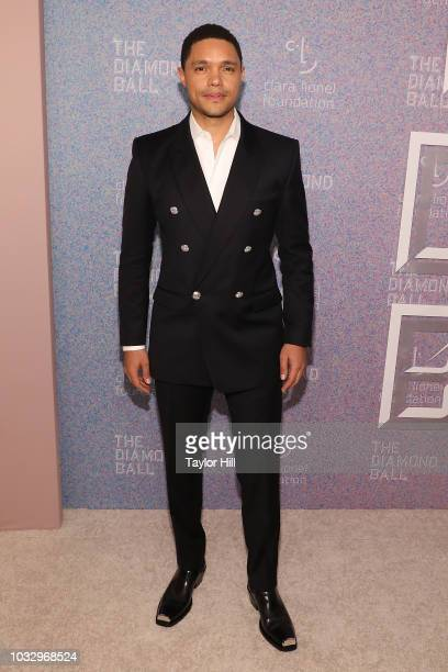 Trevor Noah attends the 2018 Diamond Ball at Cipriani Wall Street on September 13 2018 in New York City