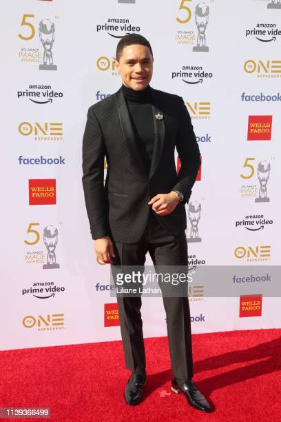 Trevor Noah attends the 50th NAACP Image Awards at Dolby Theatre on March 30 2019 in Hollywood California