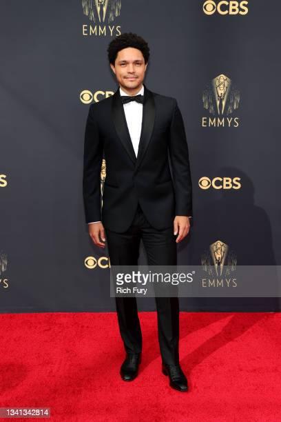 Trevor Noah attends the 73rd Primetime Emmy Awards at L.A. LIVE on September 19, 2021 in Los Angeles, California.