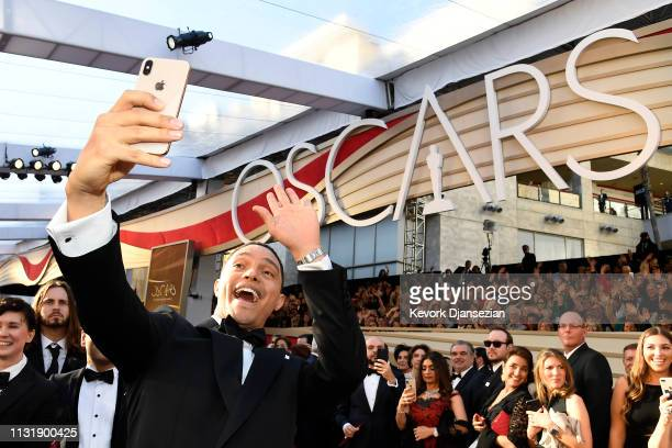 Trevor Noah attends the 91st Annual Academy Awards at Hollywood and Highland on February 24 2019 in Hollywood California