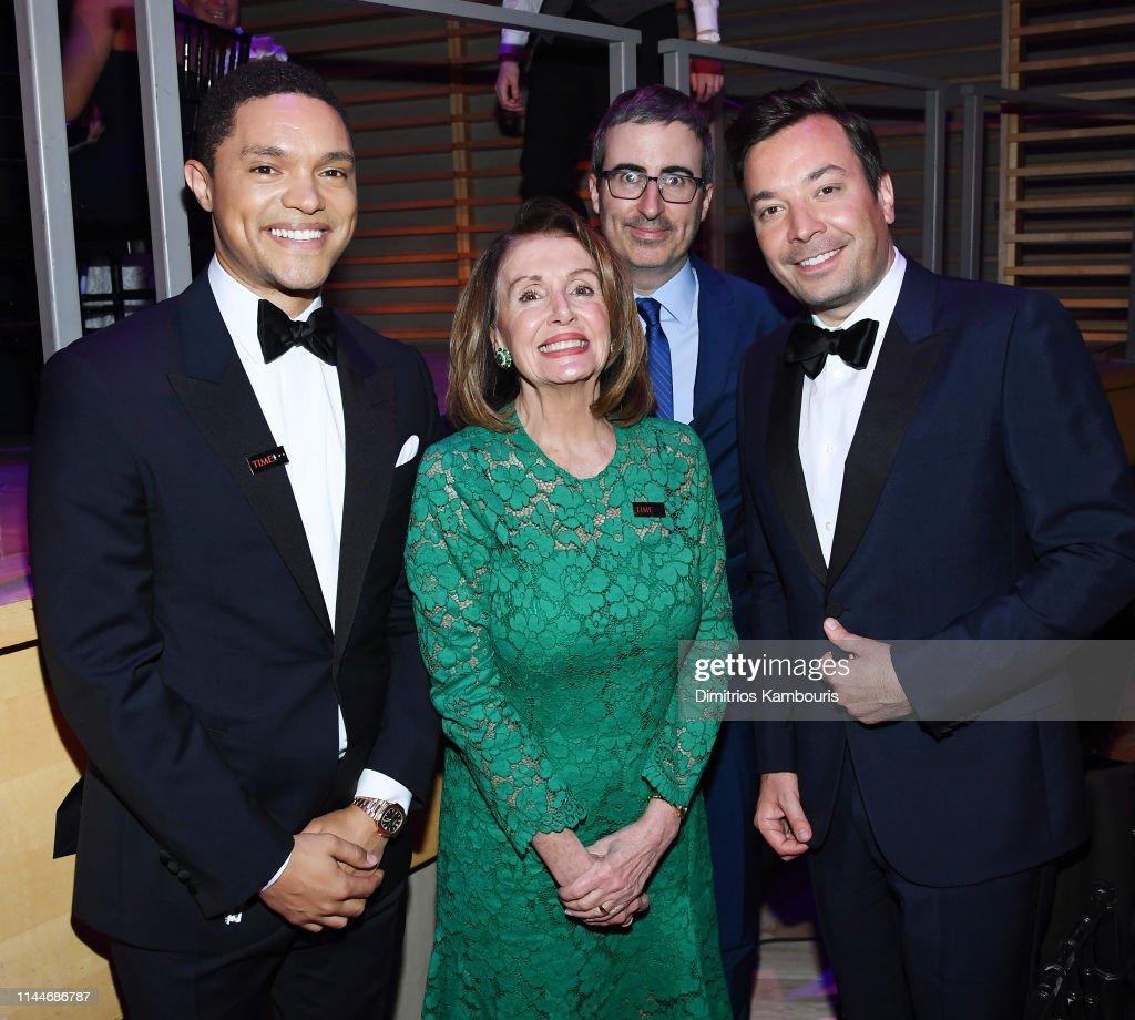 NY: TIME 100 Gala 2019 - Dinner