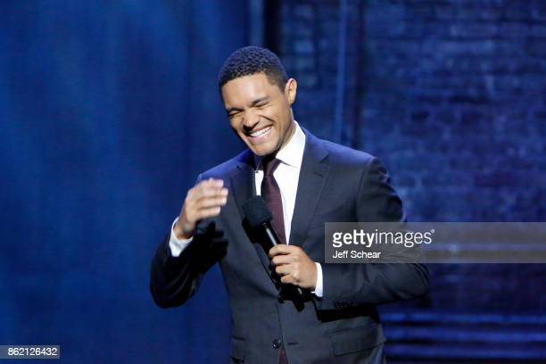 Trevor Noah on The Daily Show Undesked Chicago 2017 Lets Do This Before It Gets Too Damn Cold Comedy Centrals The Daily Show with Trevor Noah taping...