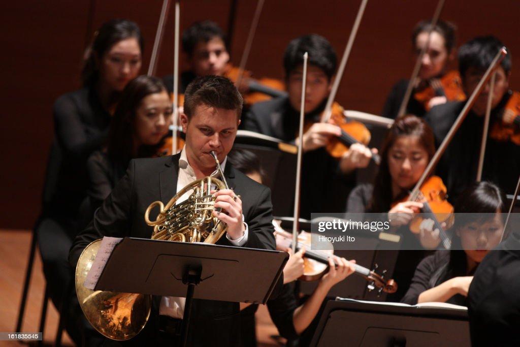 Juilliard Orchestra : News Photo