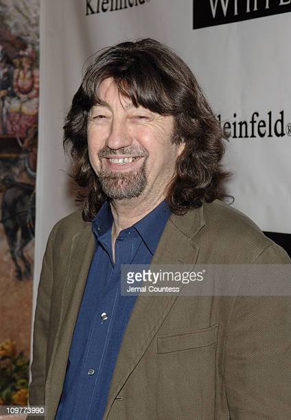 Trevor Nunn during 'The Woman in White' Broadway Opening Night After Party at Tavern on the Green in New York City New York United States
