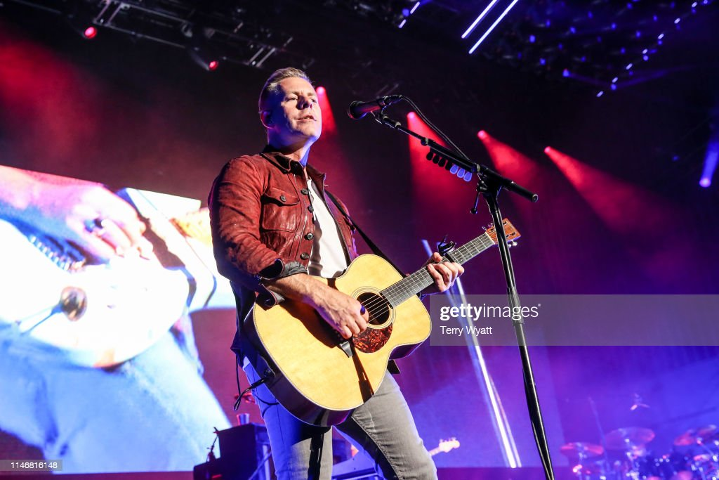 Trevor Rosen of Old Dominion performs during the Make It