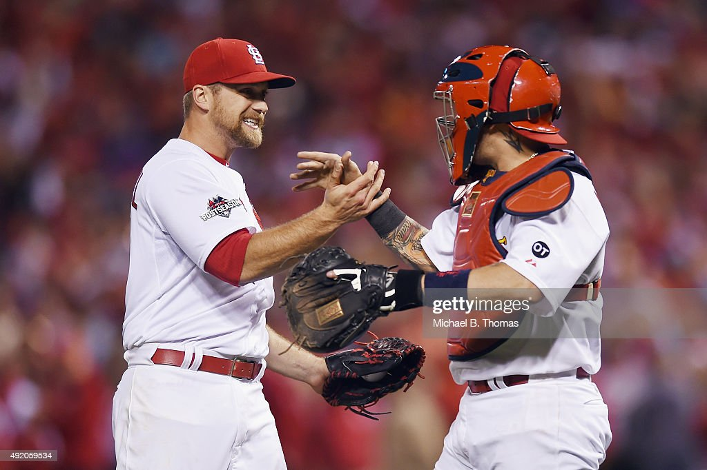 Division Series - Chicago Cubs v St Louis Cardinals - Game One