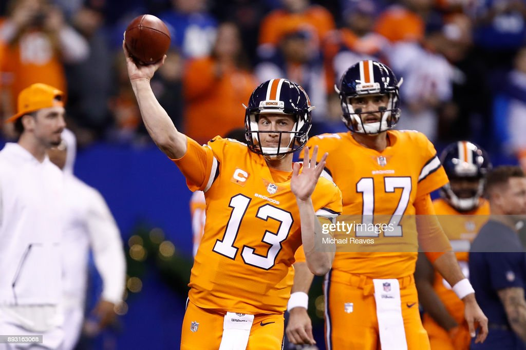 Denver Broncos v Indianapolis Colts
