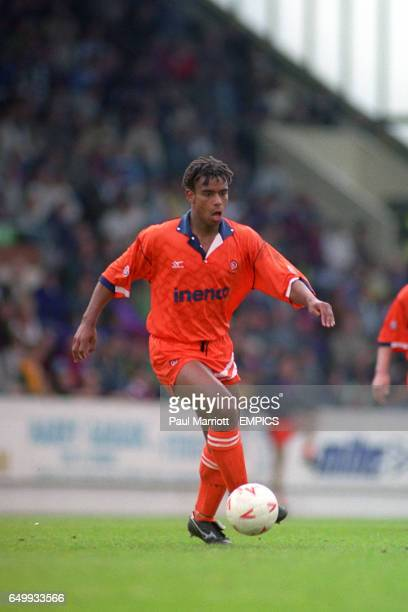 Trevor Sinclair Blackpool