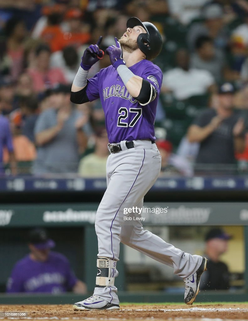 Colorado Rockies v Houston Astros : News Photo