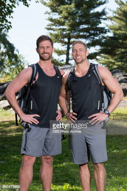 Trevor Wadleigh and Chris Marchant Musicians from New York on the 30th season of THE AMAZING RACE will premiere during the 20172018 television season...
