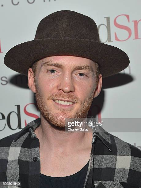 Trevor Wesley attends the Reed Smith GRAMMY Party at The Sayers Club on February 10 2016 in Hollywood California