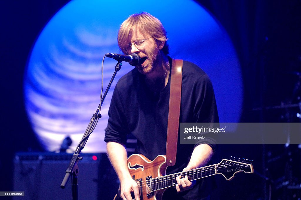 Trey Anastasio Closing Night of Concert Tour at the Wiltern in Los Angeles -