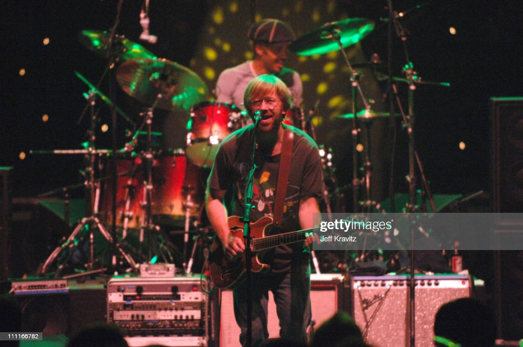 Trey Anastasio during Vegoose Music Festival 2005 - Trey Anastasio - October 28, 2005 at The Alladin in Las Vegas, Nevada, United States.