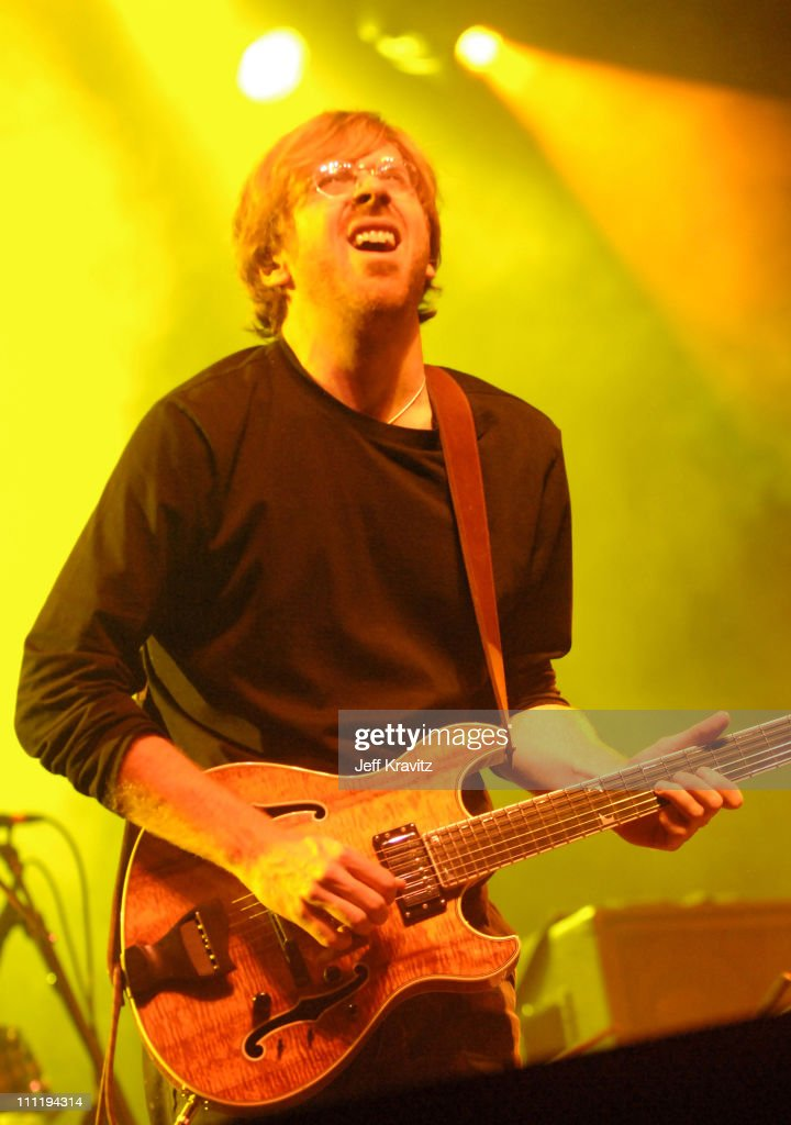 Vegoose Music Festival 2006 - Night 1 - Trey Anastasio with Robert Randolph &