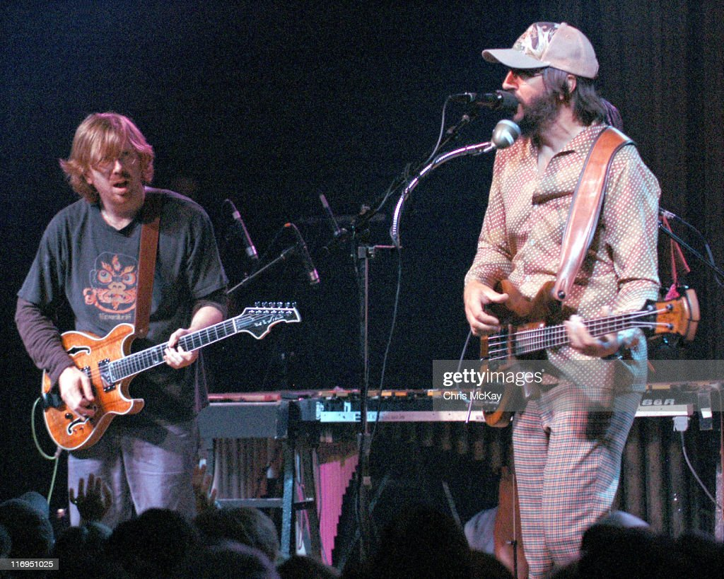Les Claypool in Concert at Variety Playhouse in Atlanta - July 11, 2005