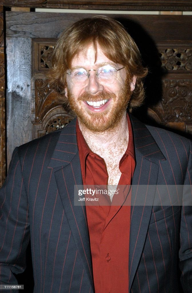 Trey Anastasio of Phish during Old School After Party at Highlands Night Club in Hollywood, CA, United States.