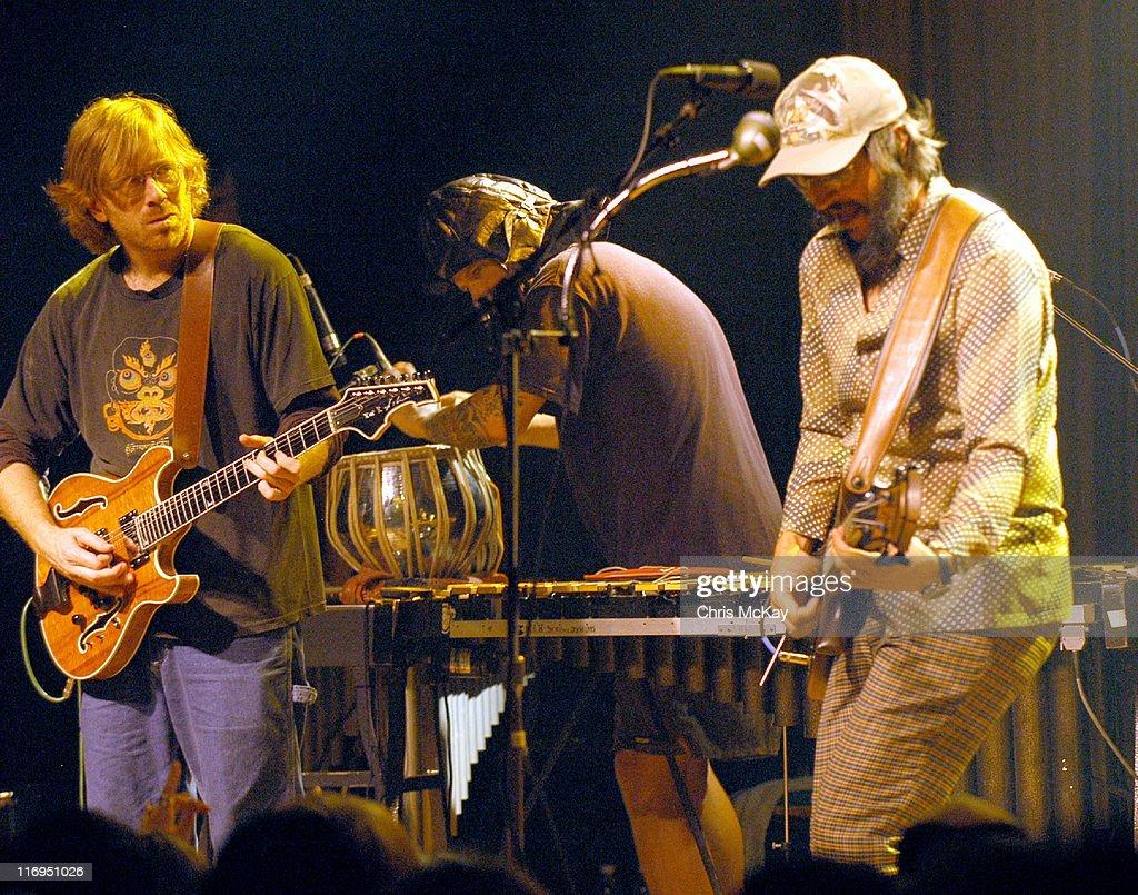 Les Claypool in Concert at Variety Playhouse in Atlanta - July 11, 2005