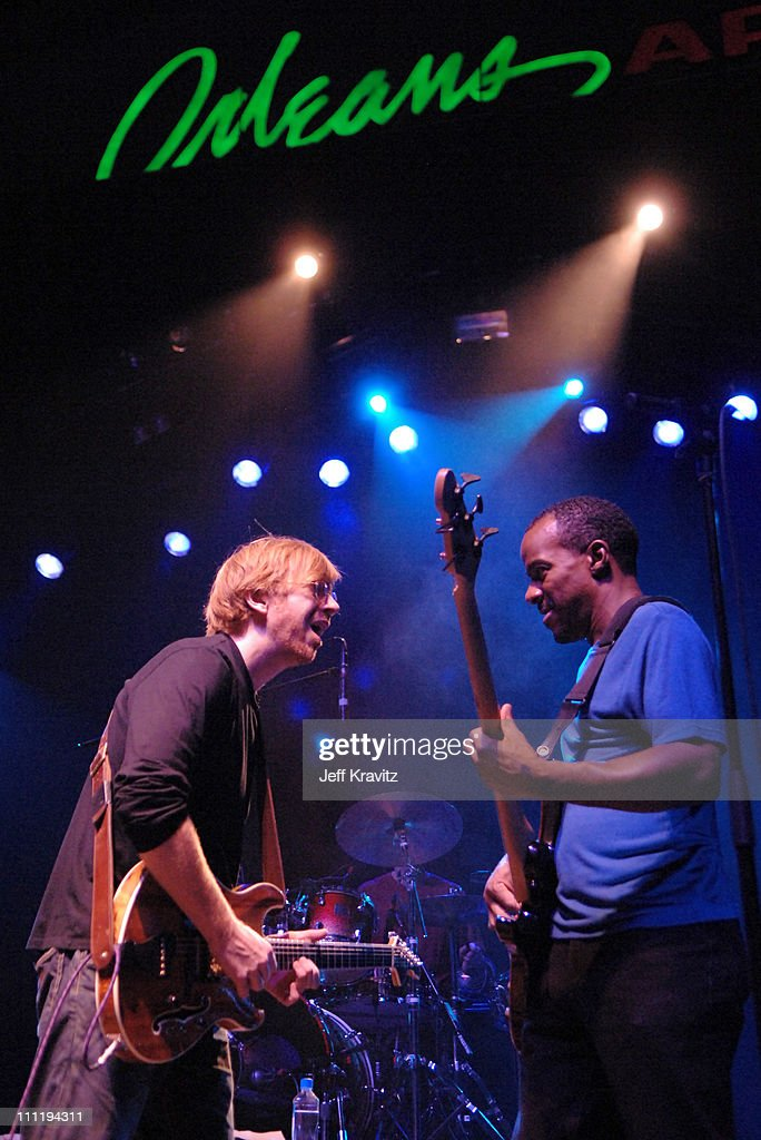 Trey Anastasio with Robert Randolph & The Family Band