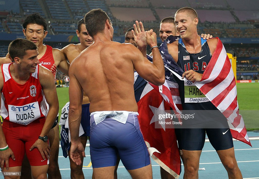 13th IAAF World Athletics Championships Daegu 2011 - Day Two