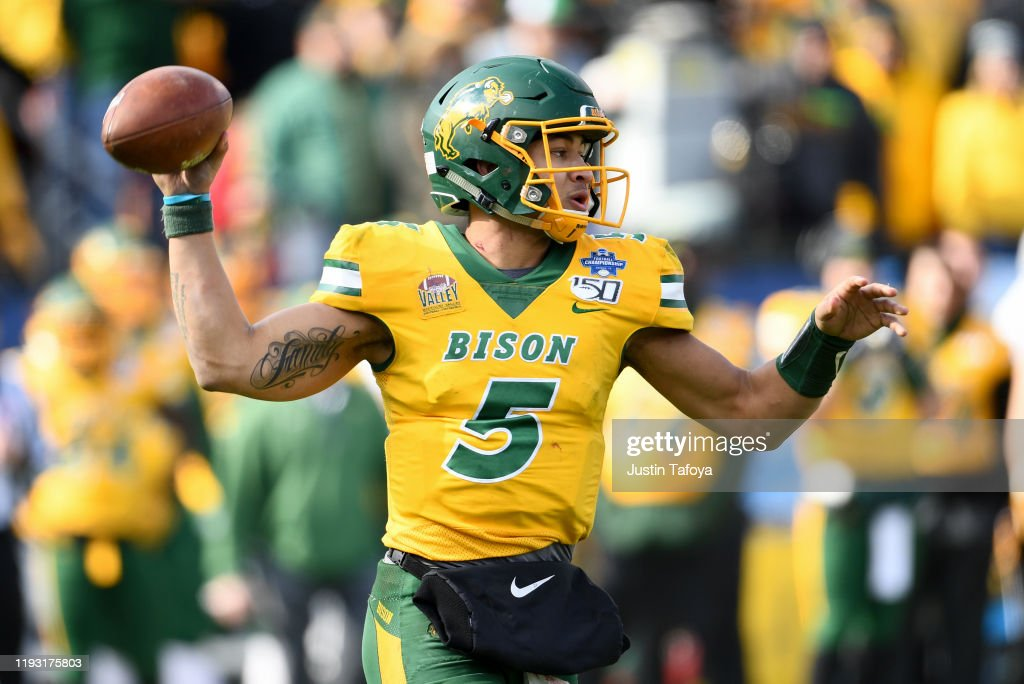 2020 NCAA Division I Football Championship : News Photo