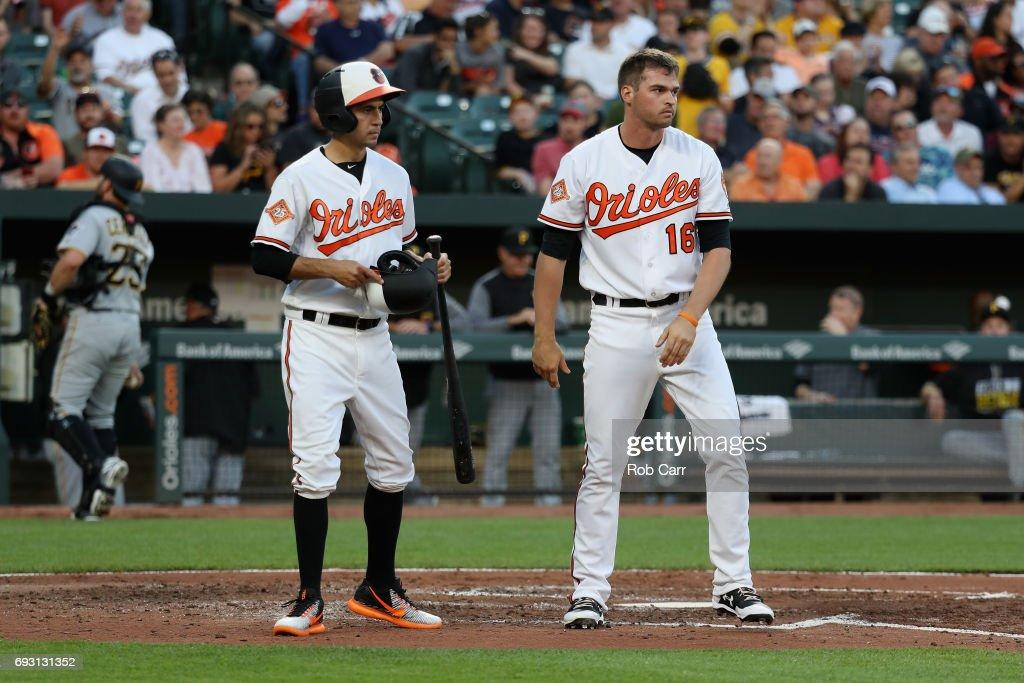 Pittsburgh Pirates v Baltimore Orioles