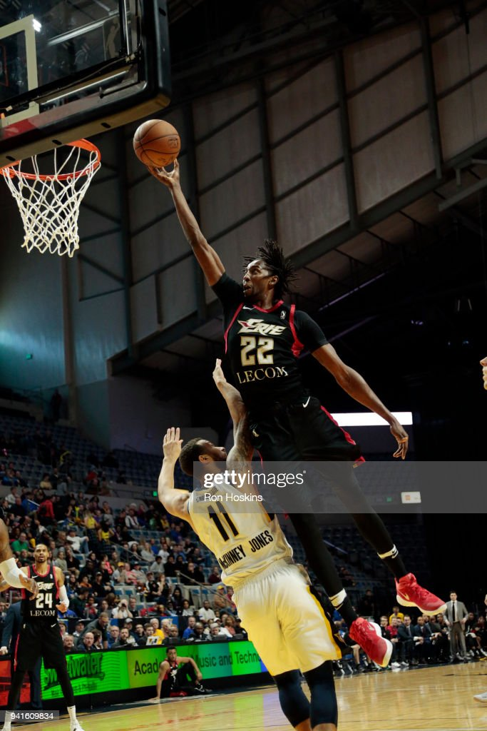 NBA G-League Playoffs - Erie Bayhawks v Fort Wayne Mad Ants : News Photo