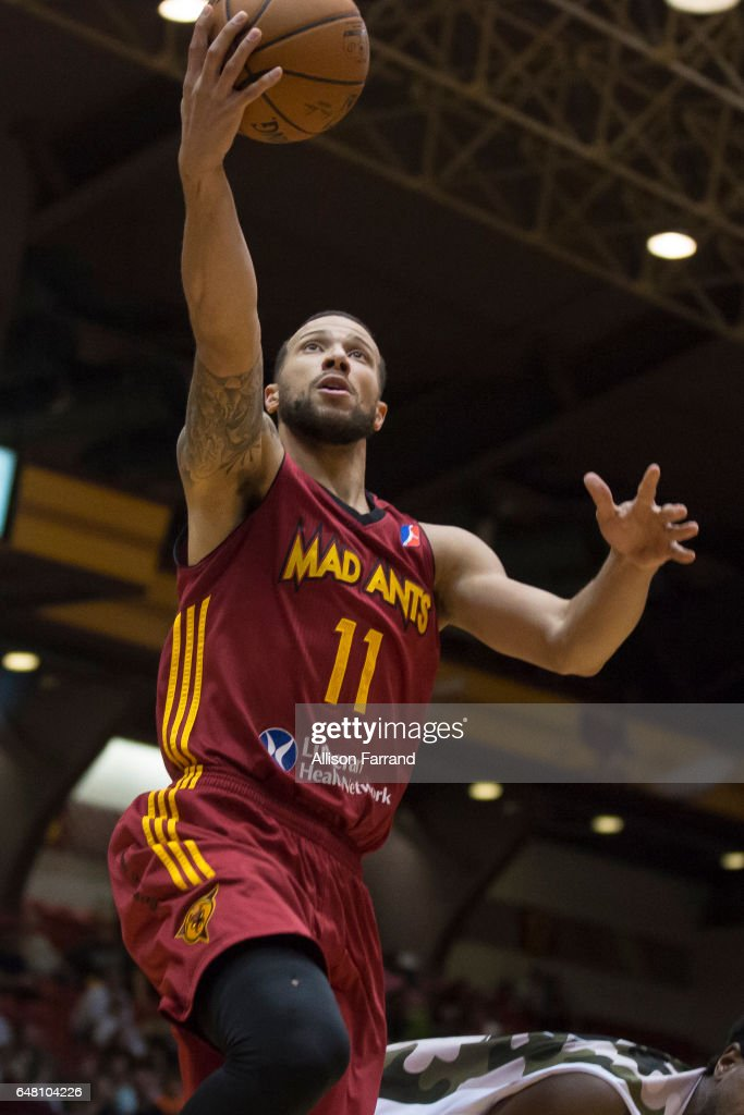 Fort Wayne Mad Ants v Canton Charge