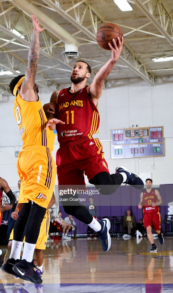 Fort Wayne Mad Ants v Los Angeles D-Fenders