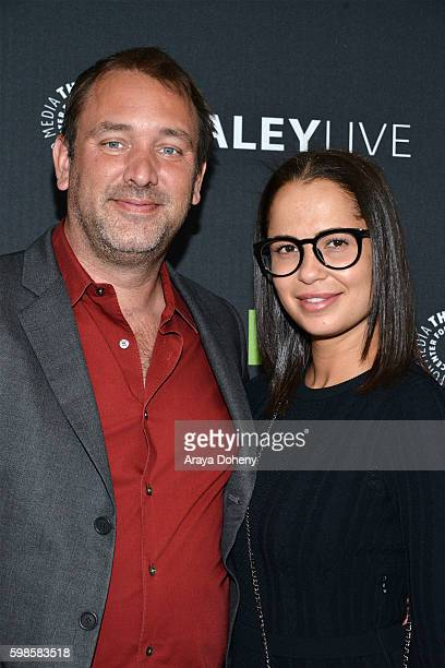 """Trey Parker and Boogie Tillmon attend the The Paley Center for Media presents a special retrospective event honoring 20 seasons of """"South Park"""" at..."""