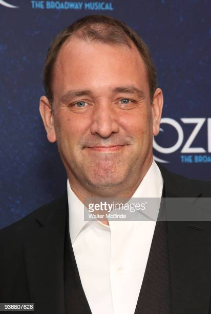 Trey Parker attends the Broadway Opening Night After Party for 'Frozen' at Terminal 5 on March 22 2018 in New York City