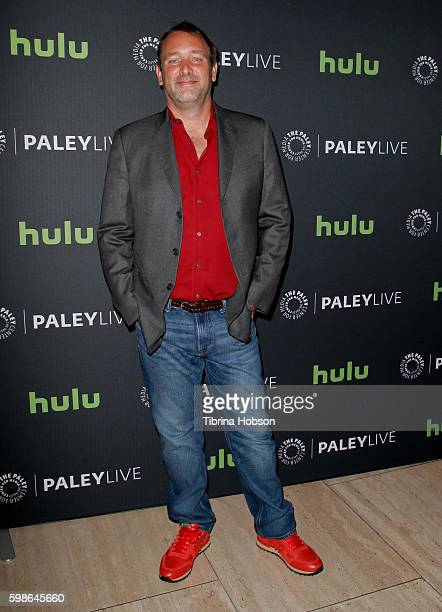 Trey Parker attends The Paley Center for Media presents special retrospective event honoring 20 seasons of 'South Park' at The Paley Center for Media...
