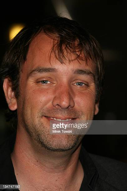 Trey Parker during 'The Hills Have Eyes' Los Angeles Premiere Red Carpet Arrivals at ArcLight Cinemas in Hollywood California United States