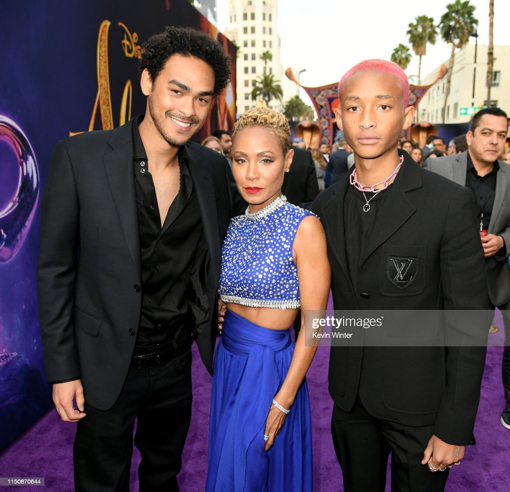 "Premiere Of Disney's ""Aladdin"" - Red Carpet : News Photo"