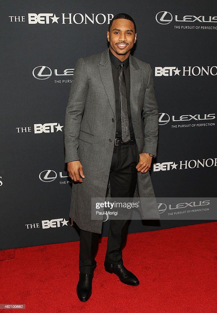 BET Honors 2015 - Arrivals