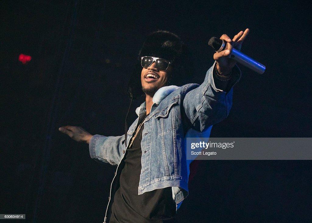 Big Show At The Joe Concert, Detroit, Michigan