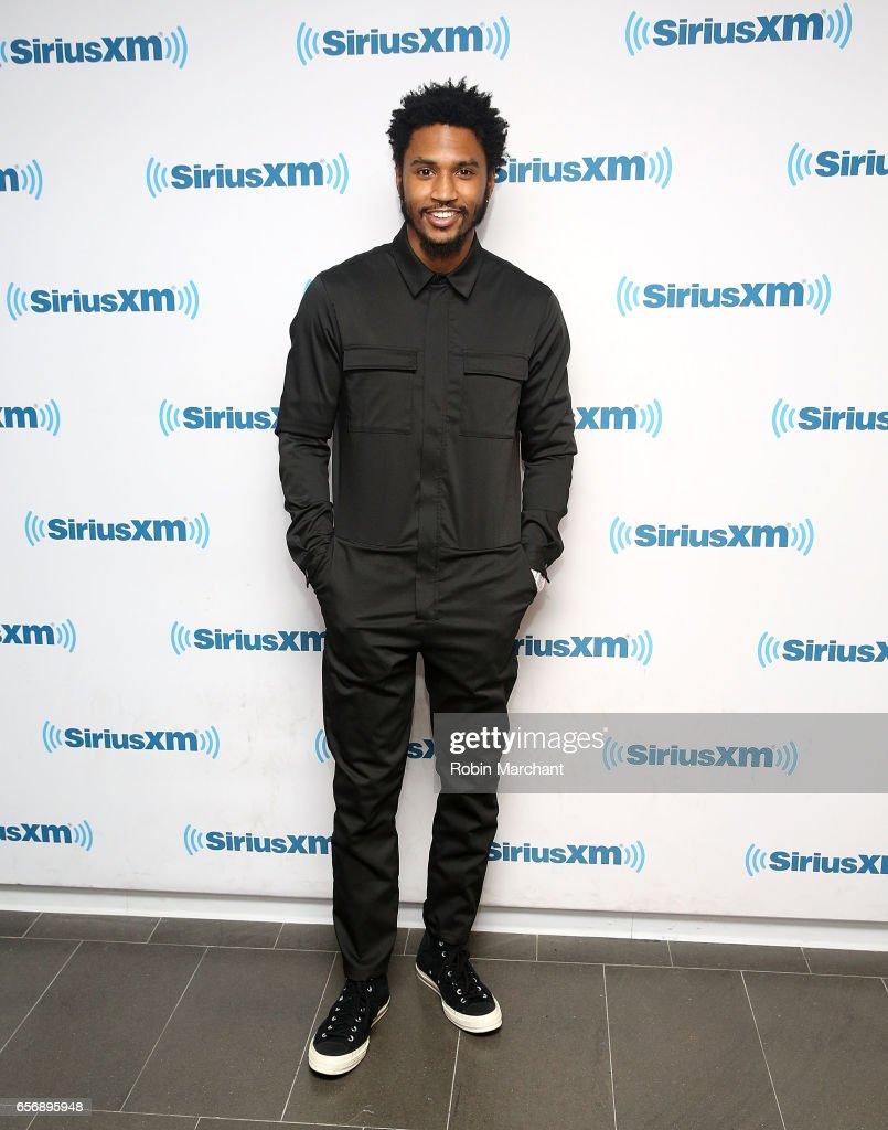 Celebrities Visit SiriusXM - March 23, 2017
