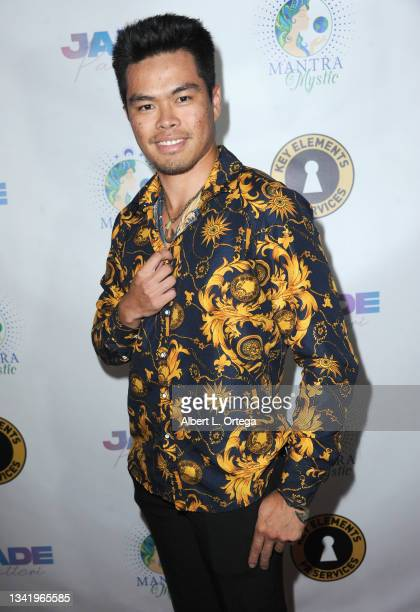 Tri Ha attends the EP Release Party for Jade Patteri held at The Federal NoHo on September 21, 2021 in North Hollywood, California.