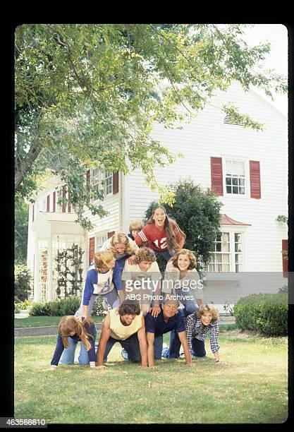 ENOUGH Trial Marriage Airdate September 21 1977 SUSAN RICHARDSONGRANT GOODEVEDICK VAN PATTENBETTY BUCKLEY MIDDLE ROW LAURIE WALTERSWILLIE AAMESLANI...