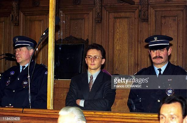 Trial Of JeanMarie Villemin In Dijon On November 25th1993