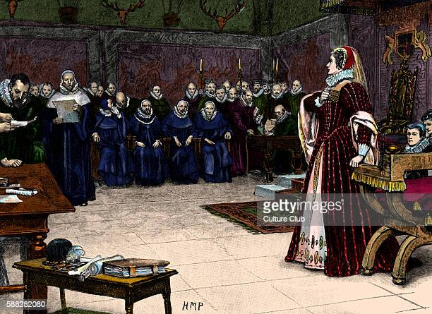 Trial of Mary Queen of Scots Fotheringay Castle Queen of Scotland 8 December 1542 – 8 February 1587 She was sentenced to execution for her alleged...