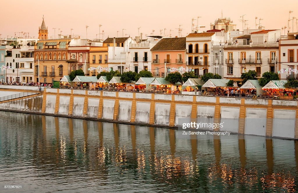 Triana : Stock Photo