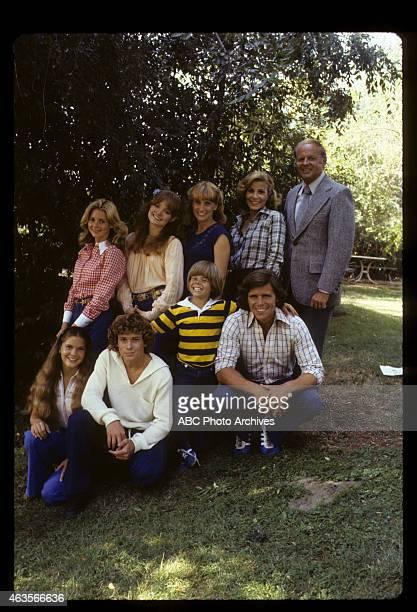 ENOUGH Triangles Airdate September 28 1977 CONNIE NEWTON NEEDHAMWILLIE AAMESADAM RICHGRANT GOODEVE BACK ROW DIANNE KAYSUSAN RICHARDSONLAURIE...