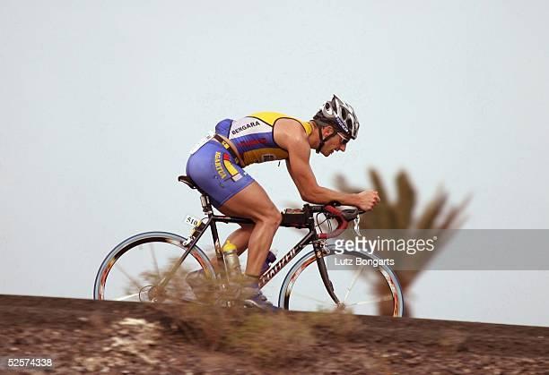 Triathlon Ironman Lanzarote 2004 Lanzarote Radfahrer 220504