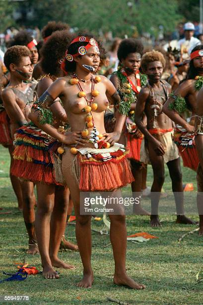 Tribal festival Papua New Guinea