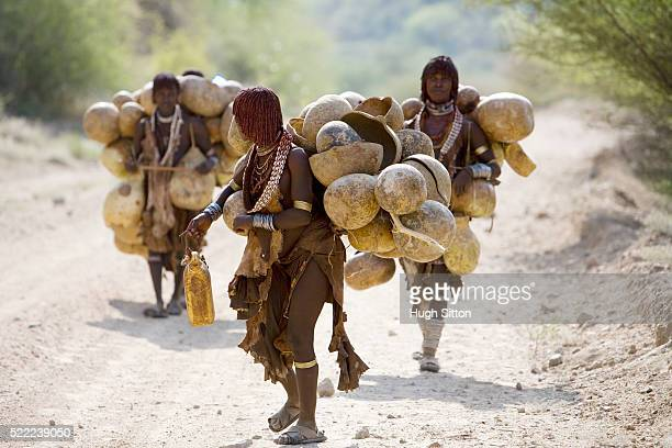 tribal people of southern ethiopia - hugh sitton ethiopia stock pictures, royalty-free photos & images